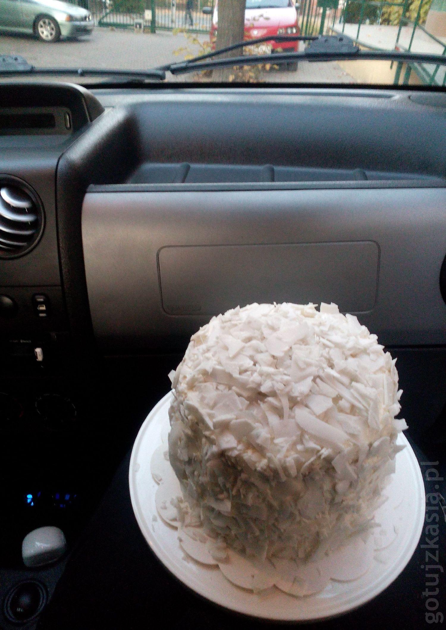 tort kokosowy 3