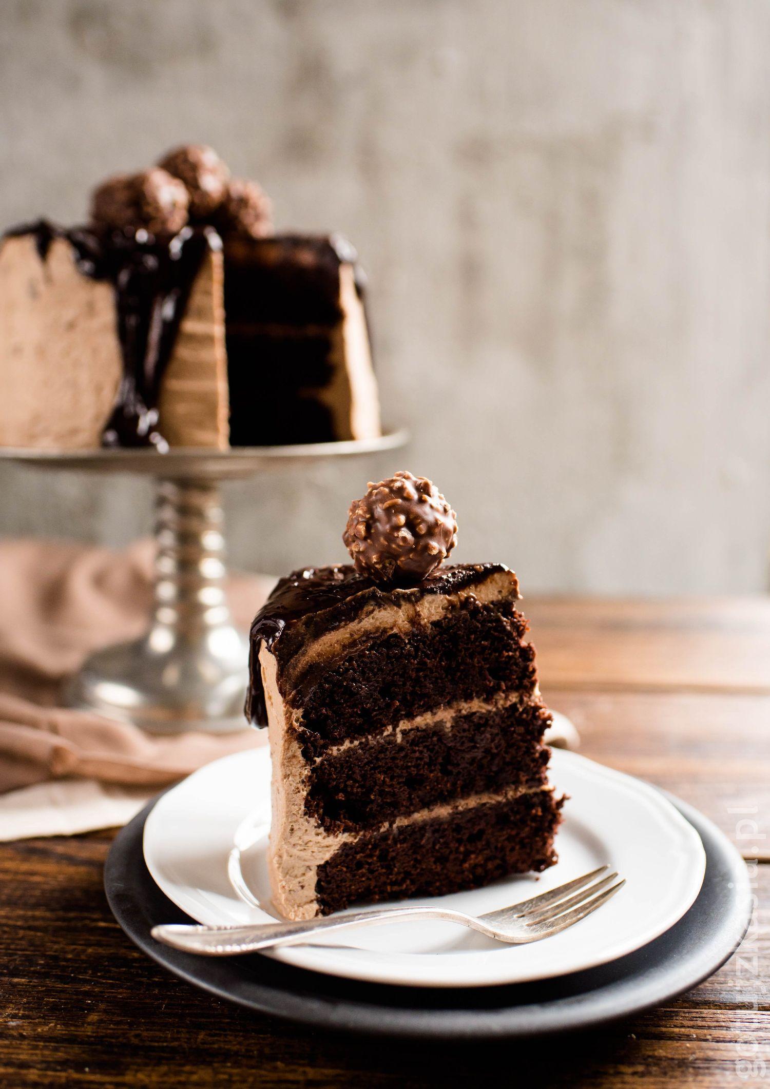 tort czekoladowy 1