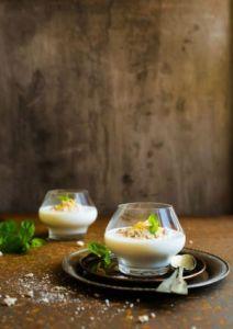 cytrynowa panna cotta - miniatura