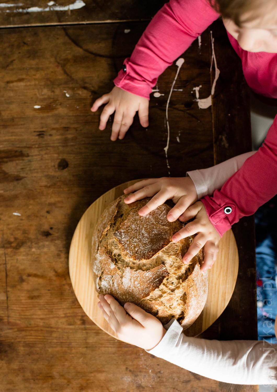 chleb z garnka 1